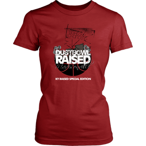 Dust Bowl Raised Women's Tee