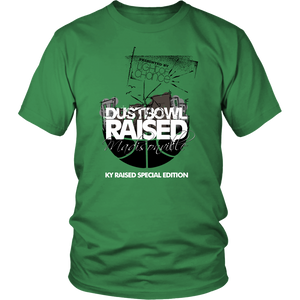 Dust Bowl Raised Tee