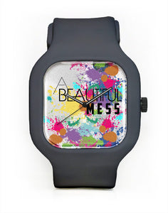 A Beautiful Mess Unisex Watch