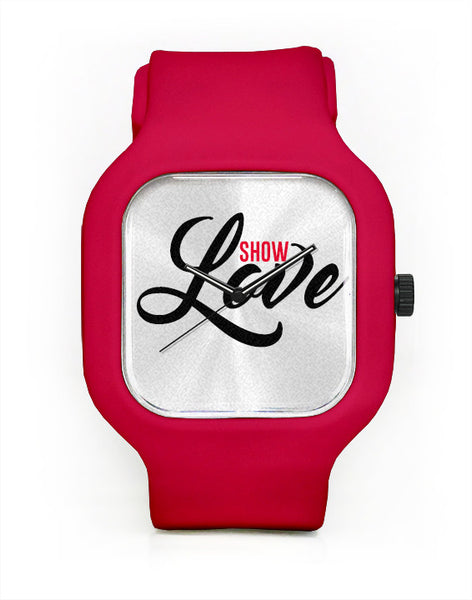 Show Love Unisex Watch