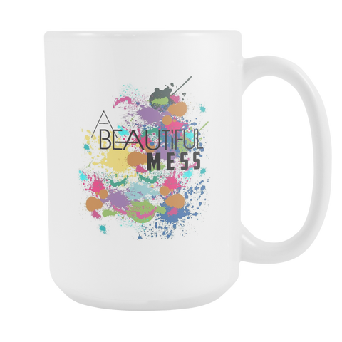 A Beautiful Mess Mug