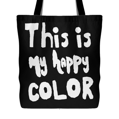 Happy by Meagan Tote Bag