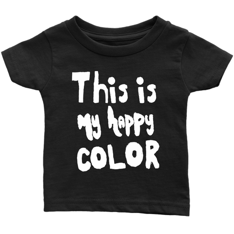 Happy by Meagan Infant Tee