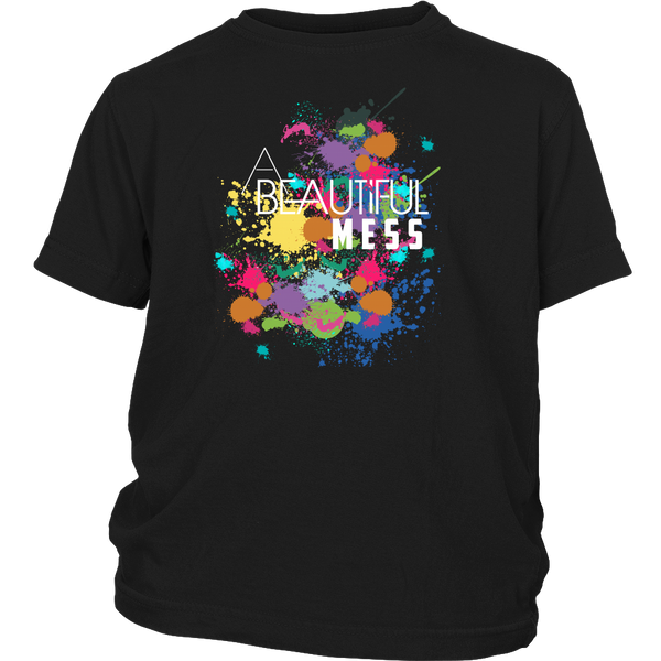 A Beautiful Mess Youth Tee
