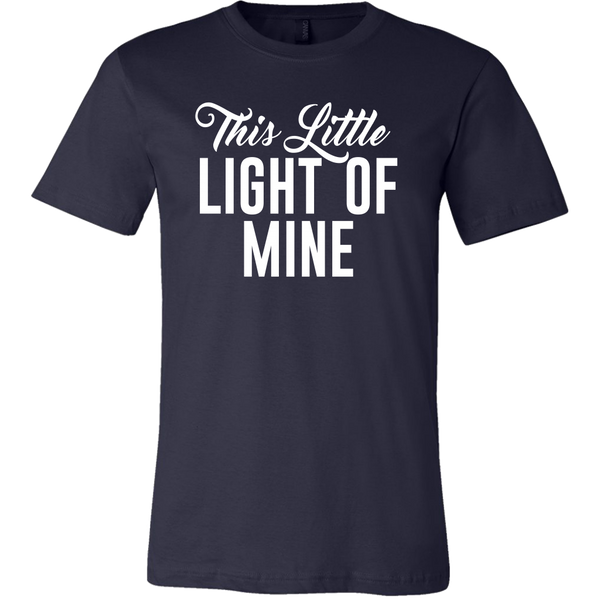 This Little Light of Mine Men's Shirt