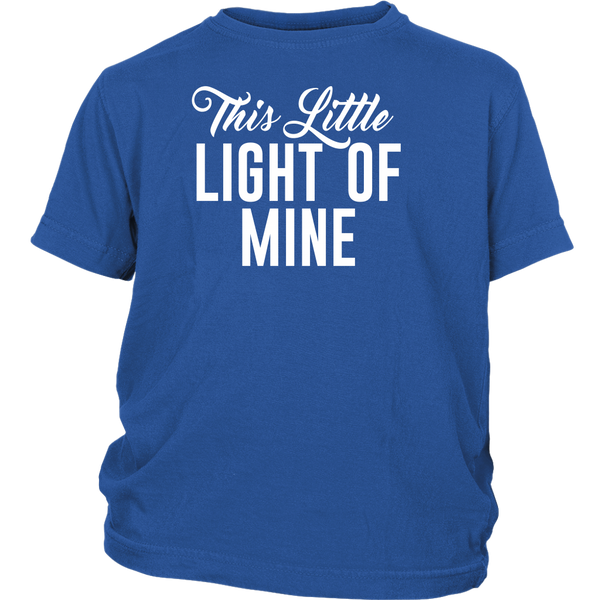 This Little Light of Mine Youth Tee (White)