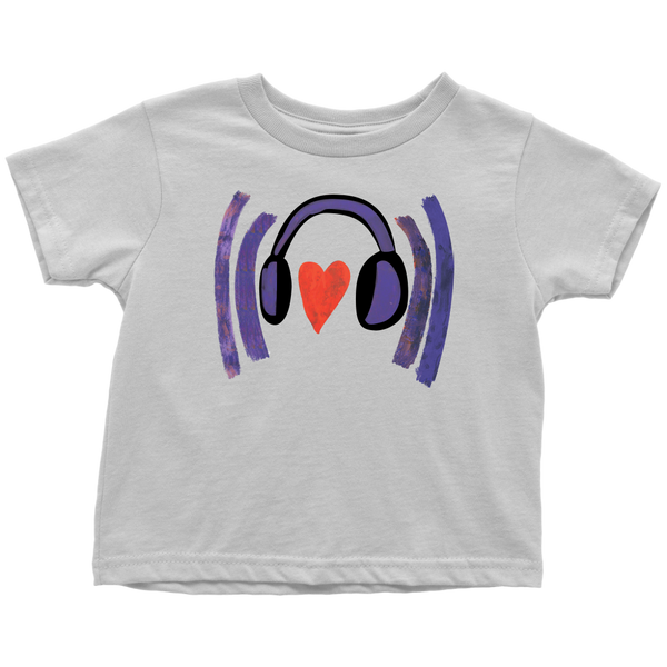 Passion by Kaylee Toddler Tee