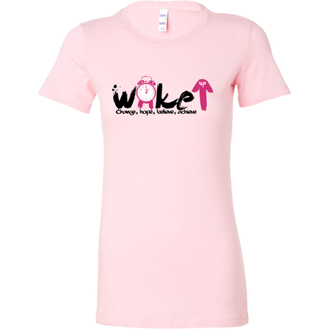 Wake Up Bella Women's Shirt