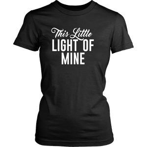 This Little Light of Mine Women's Shirt