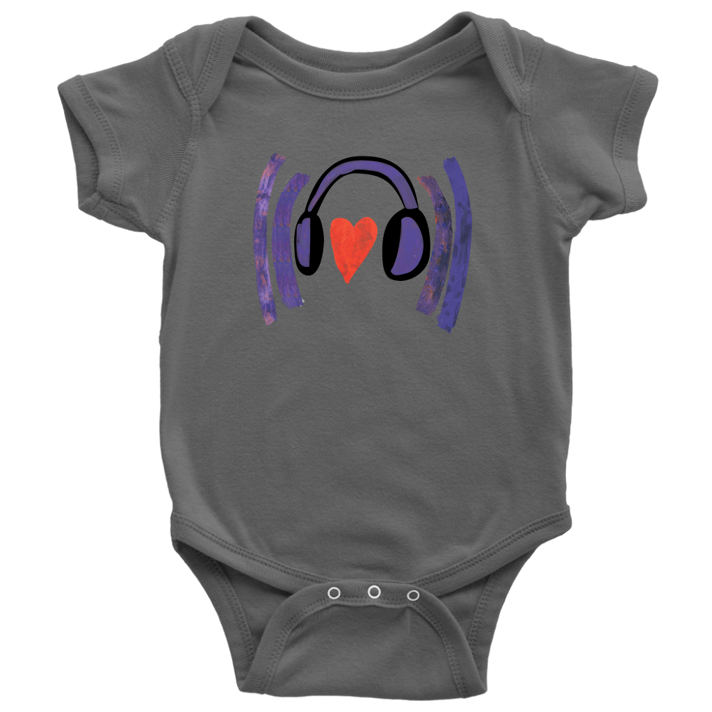Passion by Kaylee Baby Onesie