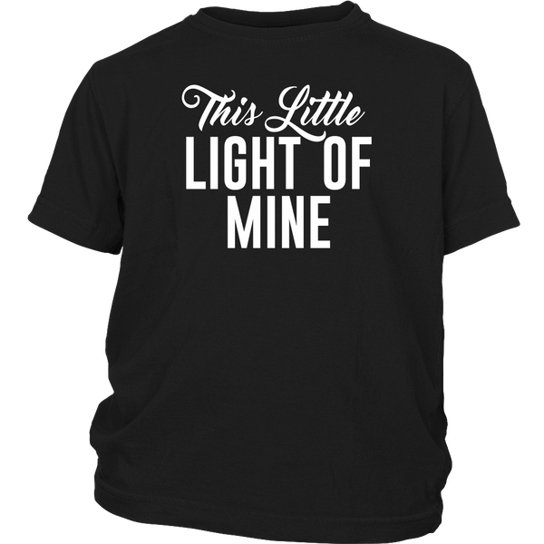 This Little Light of Mine Youth Tee
