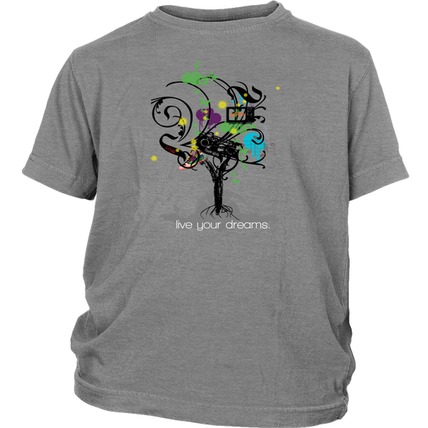 Live Your Dreams Youth Tee