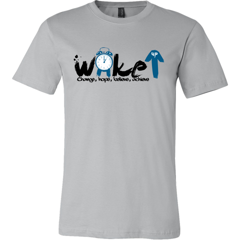 Wake Up Men's Shirt