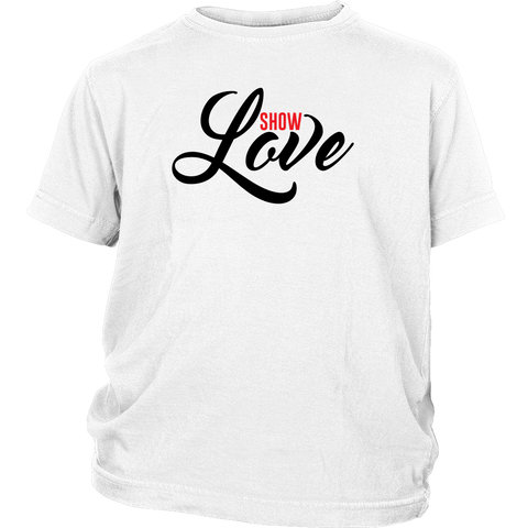 Show Love Youth Tee