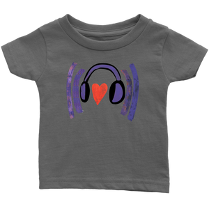 Passion by Kaylee Infant Tee
