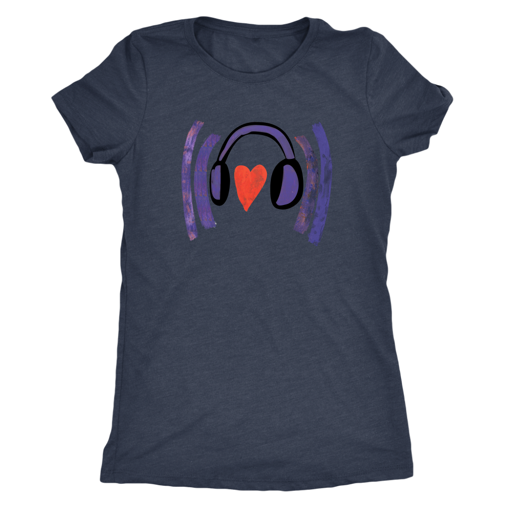 Passion by Kaylee Women's Triblend