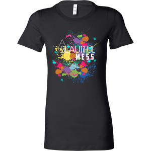A Beautiful Mess Bella Women's Shirt