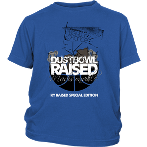 Dust Bowl Raised Youth Tee