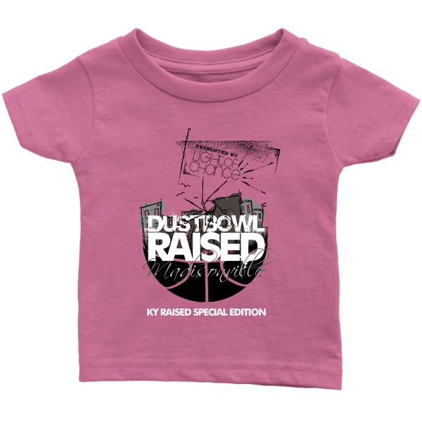 Dust Bowl Raised Infant Tee