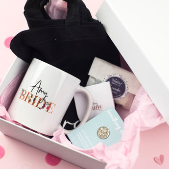 The Bride Wedding Gift Box