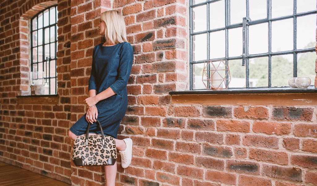 Animal Print Handbags From Amilu