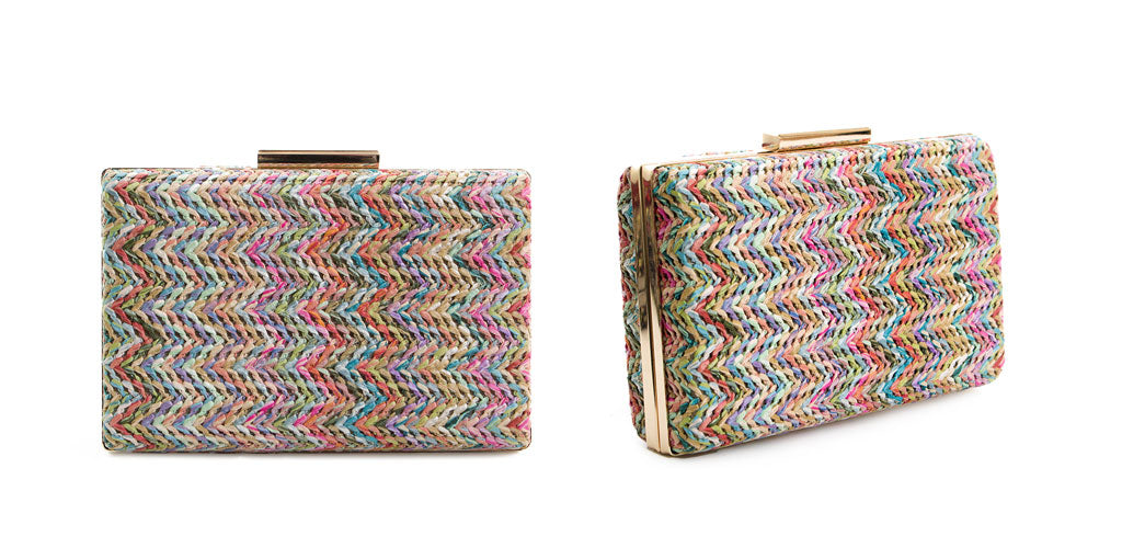 Small Summer Clutch Ideal For Summer Holidays