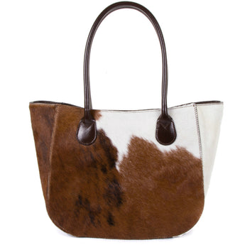 Natural Cow Hair Shoulder Bag