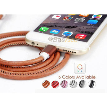 Super strong and cool leather charger for your mobile device - Fabstyle Company