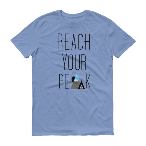 Frozen Summit Clothing Co. | Reach Your Peak T-Shirt