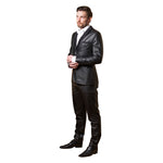 Reindeer Leather Men Suit - Limited Edition