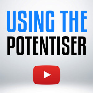 Using the Potentiser