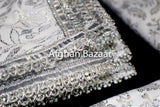 Silver Henna Wrap with Mirror Cover and Koran Cover - Afghan Bazaar
