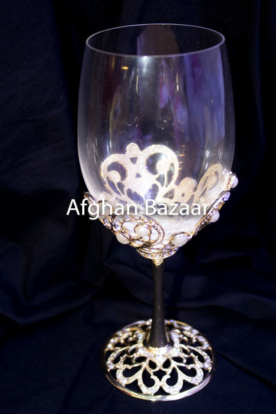Wedding Goblet - Afghan Bazaar