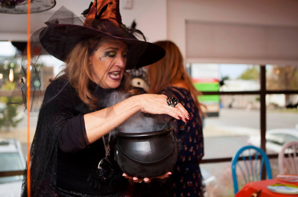 Witches Waffle and Brew Breakfast October 21st