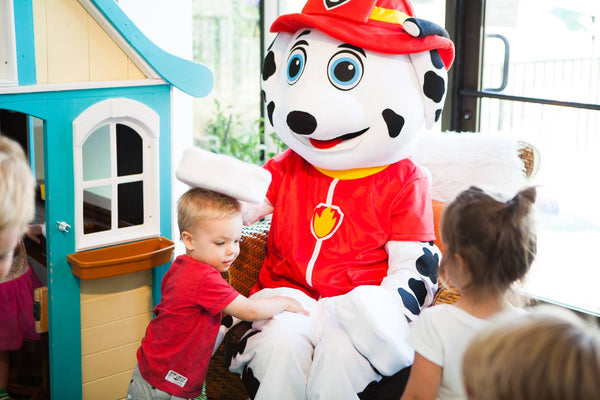 Paw Patrol Pizza Party