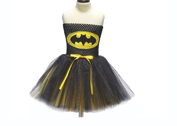 Tutu Style Super Hero Costumes