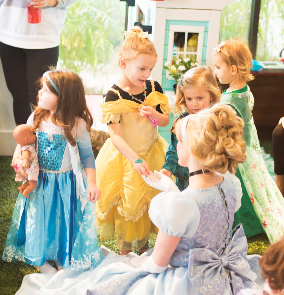 Meet the Princesses Event