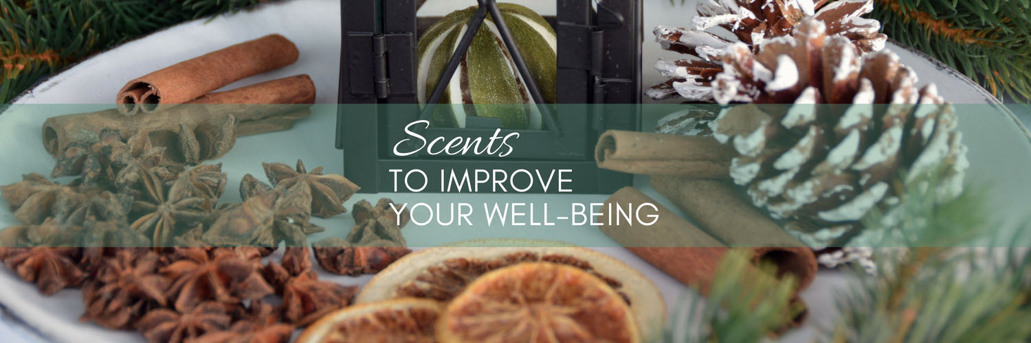 9 Scents That Can Improve Your Overall Well-Being