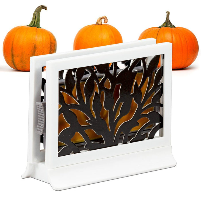 Décor Station - Branches White / Pumpkin Spice