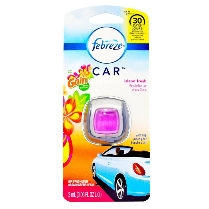 Febreze® CAR™ - Gain Island Fresh