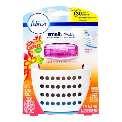 Febreze® SMALL SPACES™ - Gain Island Fresh