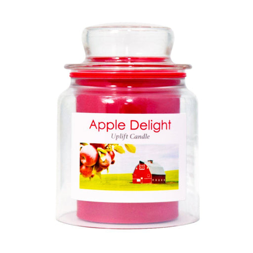 BoQáy® Flameless Candle - Apple Delight - dollarscentclub