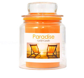 Flameless Candle - Beach Paradise