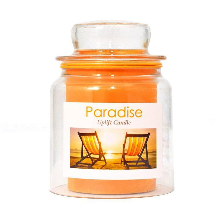 small winkles candle that is paradise scented