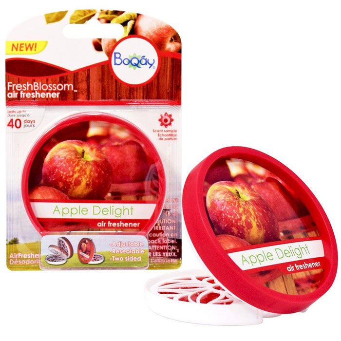 BoQáy® Scented Disk - Apple Delight - dollarscentclub
