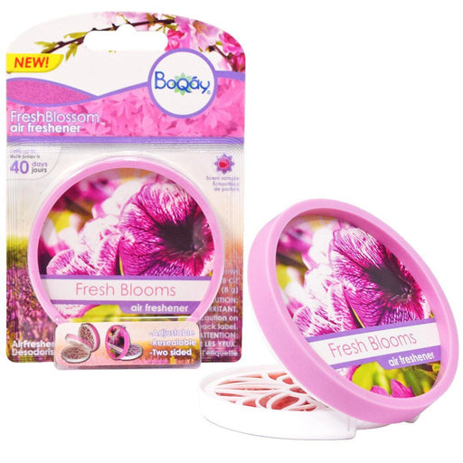 BoQáy® Scented Disk - Wild Blooms