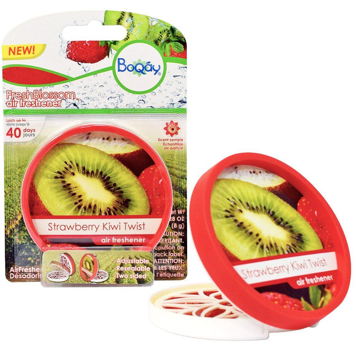 BoQáy® Scented Disk - Strawberry Kiwi Twist