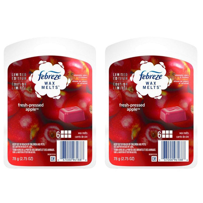 Febreze® Wax Melts - Fresh-Pressed Apple (12 count)