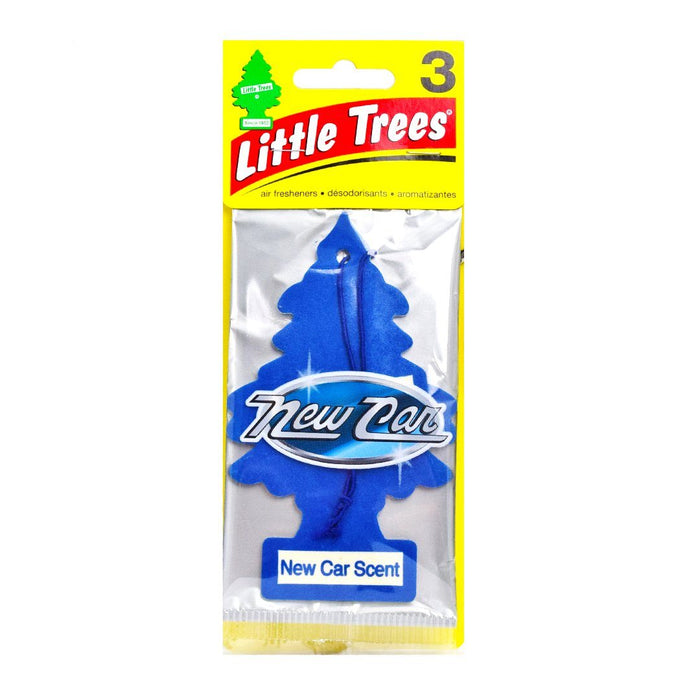 Little Trees® - New Car (3 pack)