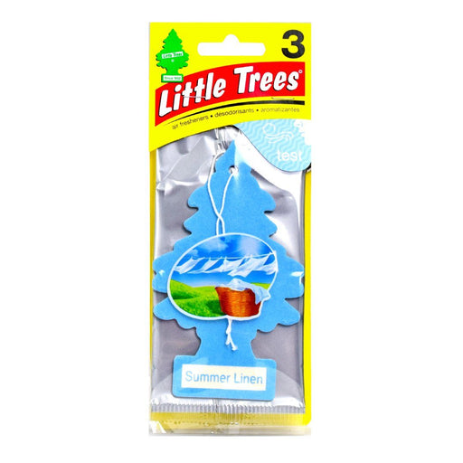 Little Trees® - Summer Linen (3 pack)